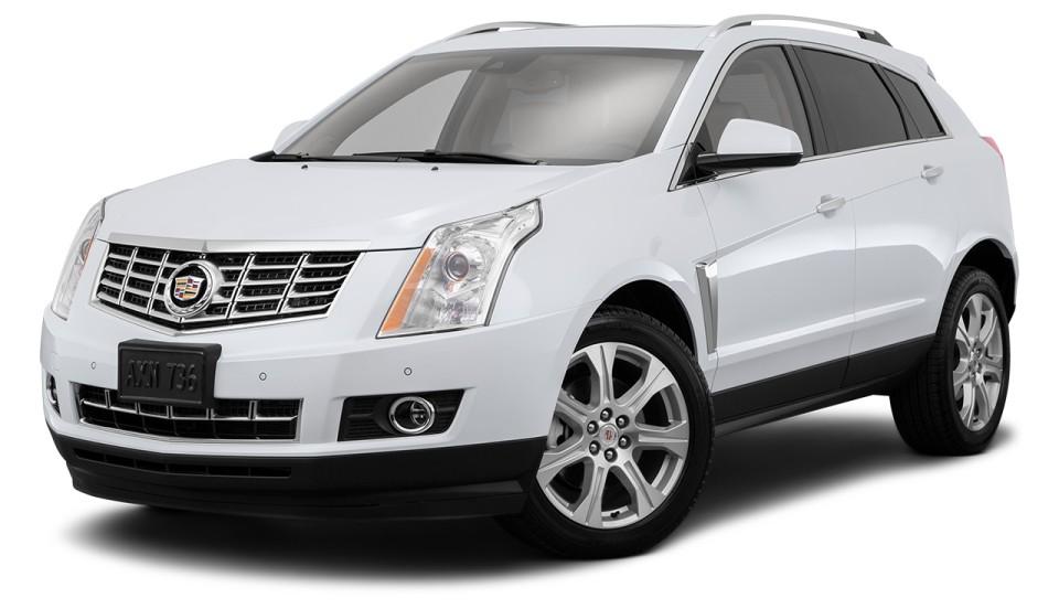 2016 Cadillac SRX Premium Chantilly, VA