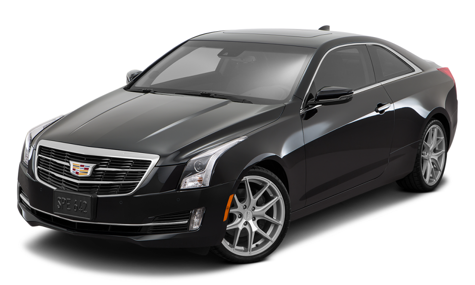 2016 Cadillac ATS Coupe Luxury in Chantilly, VA
