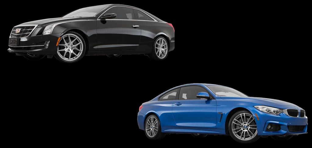 2016-Cadillac-ATS-vs-BMW-4-Series
