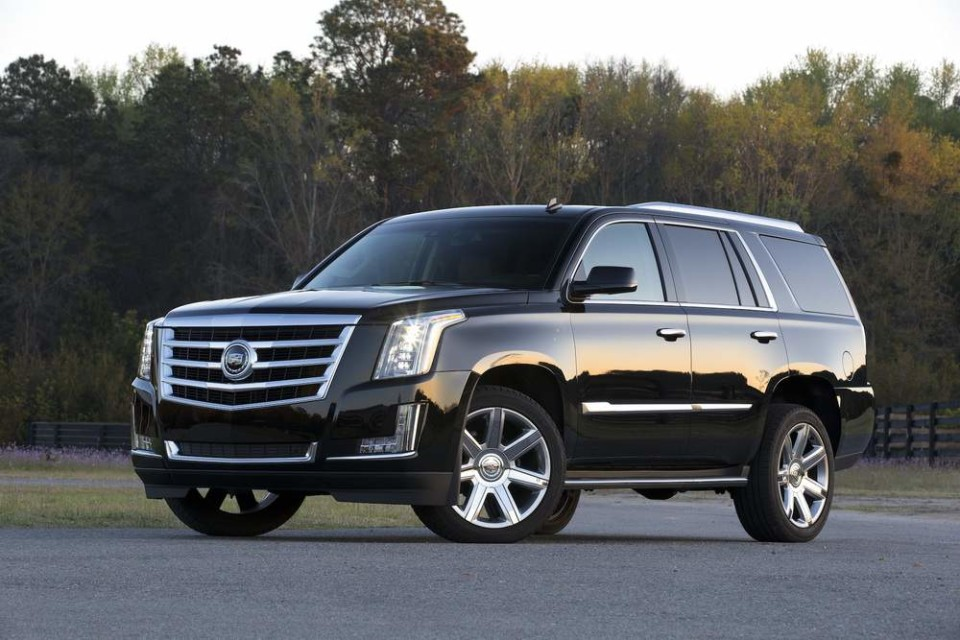2016 Cadillac Escalade Chantilly