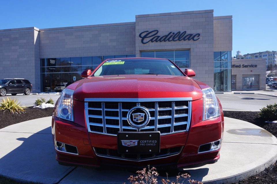 Why Choose A Cadillac Certified Pre Owned Vehicle Moore