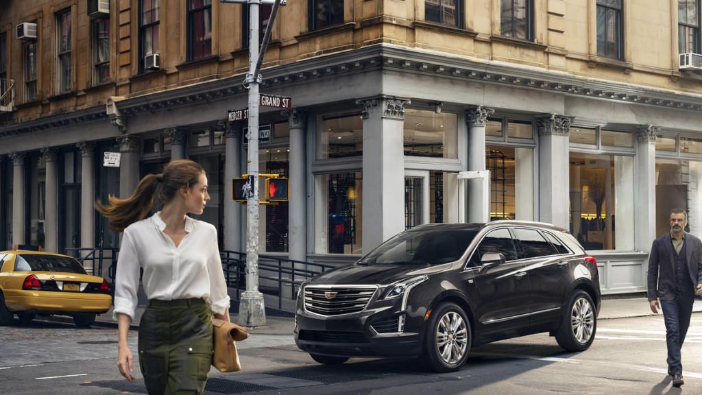 Cadillac XT5 Trims Chantilly