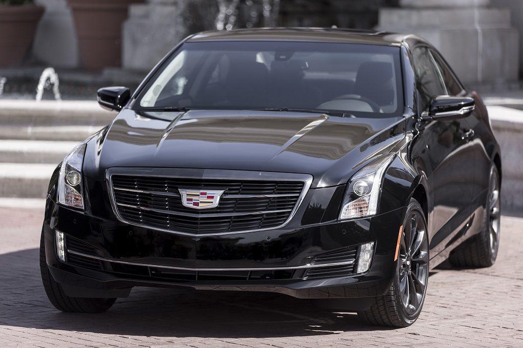 Cadillac ATS Coupe Virginia