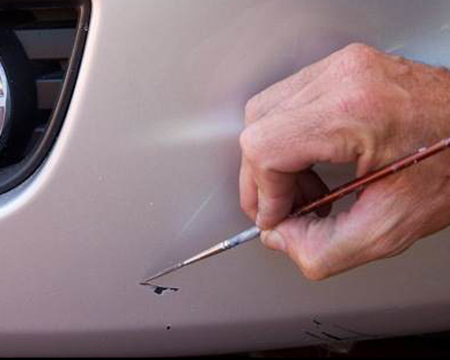 Where Can You Buy Touch Up Paint For Your Car