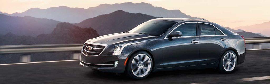 2016 Cadillac ATS Sedan Chantilly