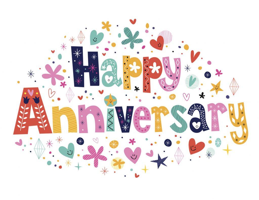 Happy Anniversary Fairfax County