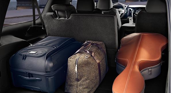 2017 Cadillac Escalade Cargo E